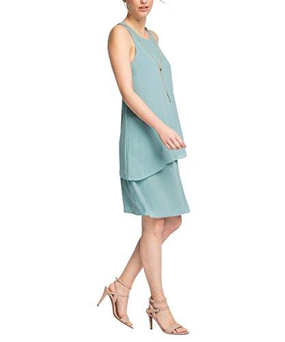 Esprit 056Eo1E007, Vestido, Mujer Verde (Dusty Green 335)