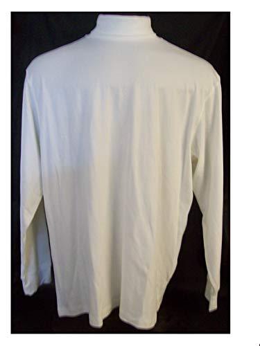 (Daniel Cremieux Men's Signature Collection Long Sleeve Turtleneck Shirt X-Large)