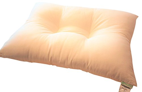 White Lotus Home Kapillow-Kapok Contour Pillow Sleeping, King/Soft