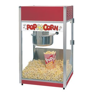 8 oz gold medal popcorn machine - 6