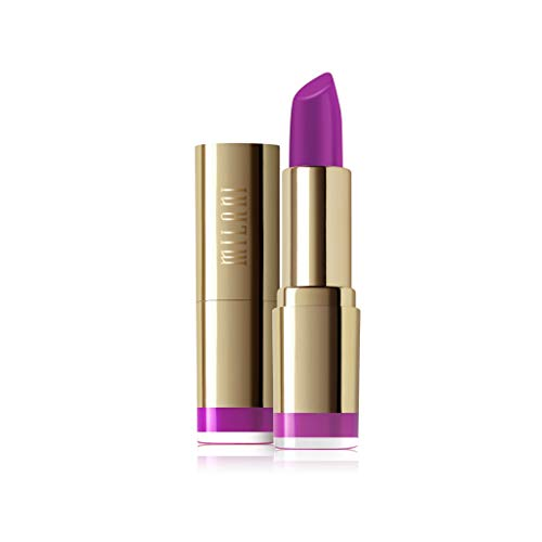 (Milani Color Statement Lipstick - Violet Volt (0.14 Ounce))