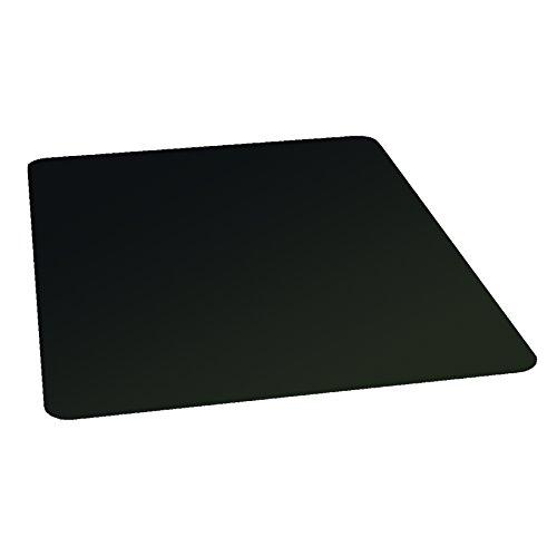 (ES Robbins 120758 Natural Origins Desk Pad, 36-inches x 20 inches, Black)