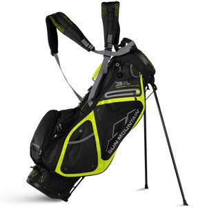 Sun Mountain Golf 2018 3.5 LS Stand Bag BLACK-FLASH (Black/Flash)