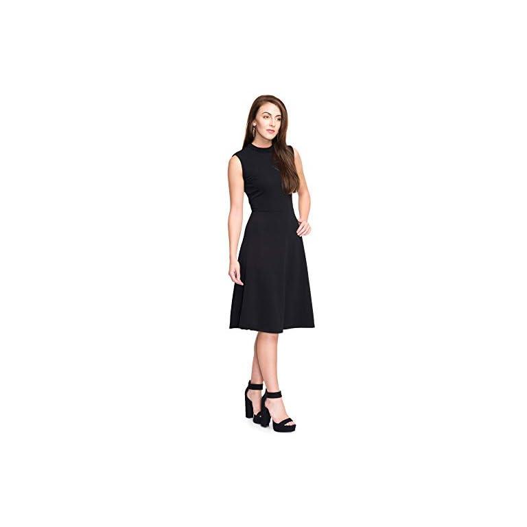 31SrHyrY88L. SS768  - ADDYVERO Women's Cotton A-Line Dress