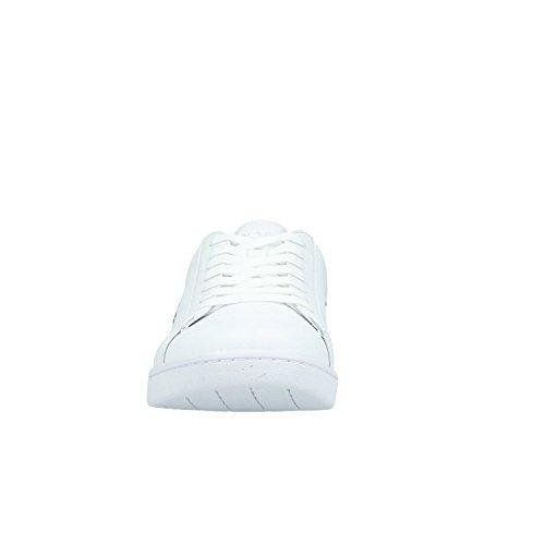 36spw0044042 Scarpe Evo Carnaby 3 318 Bianco Lacoste CH507ZqwOO