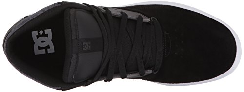 Pictures of DC Men's Frequency HIGH Skate Shoe ADYS100410 Black/White 2