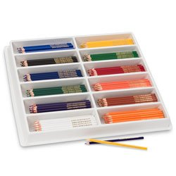 Nasco Artist's Colored Pencils - Set of 288 - Arts & Crafts Materials - 9736643 by Nasco