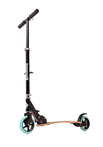 Street Surfing City Kicker Scooter, Turquoise/Black
