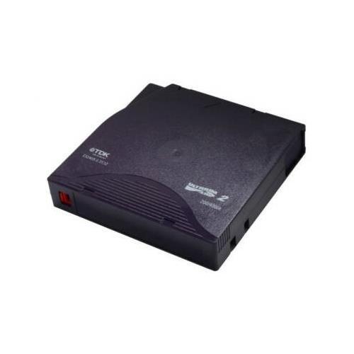 TDK D2405LTO2 200/400GB LTO Ultrium 2 Cart by TDK