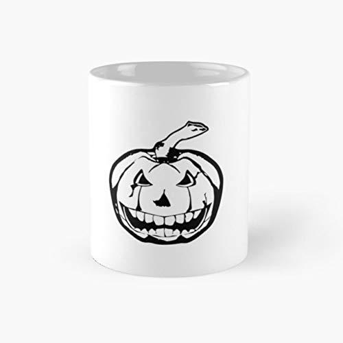Halloween Totenkopf 110z Mugs -