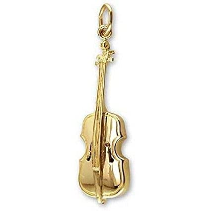 Amazon Com Pendant Jewelry Making Cello Or Bass Violin