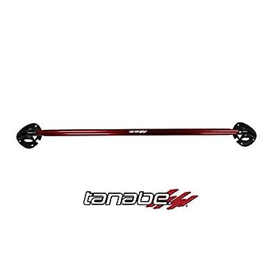 Tanabe TTB154F Sustec Front Tower Bar for 2010-2010 Mazda Mazda 3: Automotive