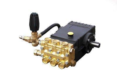 PRESSURE WASHER PUMP - Plumbed - HP HP4040-4 GPM - 4000 PSI - VRT3-310EZ