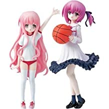 Ro-Kyu-Bu! Full set of 2 together and figure chicks Minato Tomoka-Hakamada Hinata (japan import)