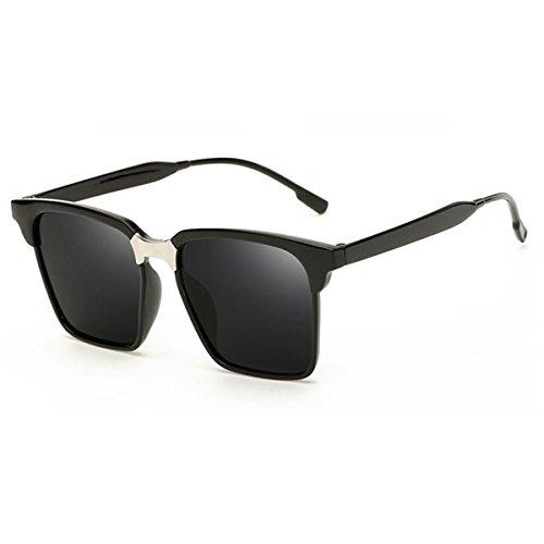 Godea Full Black sol Gafas Gray de para mujer Bright qqwY0Er