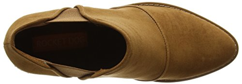 Coast Brown Cinnamon Rocket Dog Boots Chelsea Women's Dalena W0cFcnxR