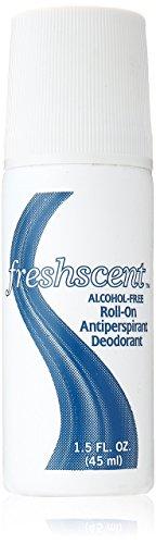 Freshscent Roll-On Deodorant Alcohol Free, 1.5 oz., Pack ...