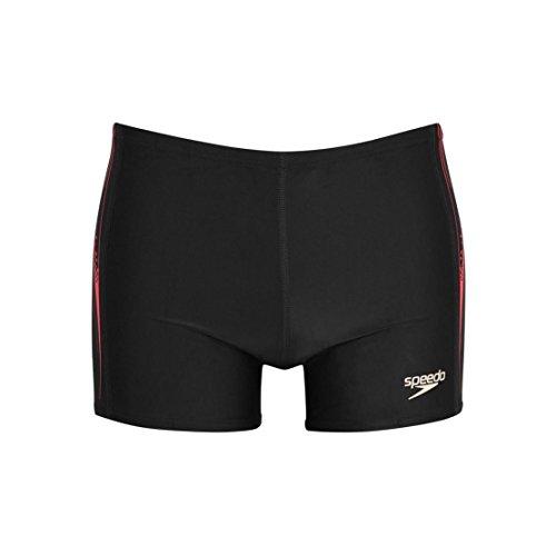 Speedo - Placement panel - Maillot de bain boxer - Noir - Taille 38