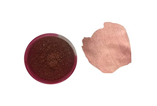 Oh! Sweet Art Rose Pink Gold Highlighter DUST (4 Grams Net. Container) Corp