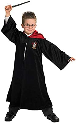 Rubies 640872 9-10 - Disfraz de Harry Potter, para niños, multicolor