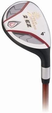 Palm Springs Golf 2ez Stainless Steel Mens Recuse Wood Hybrid Iron