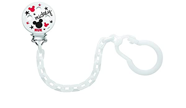 Amazon.com: Nuk Disney Pacifier Chain: Beauty