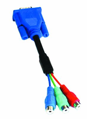 InFocus Corporation VGA to Component Video Adapter
