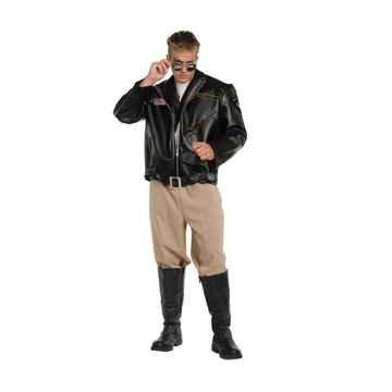 [Highway Patrol One Size Costume] (Highway Patrol Costume)