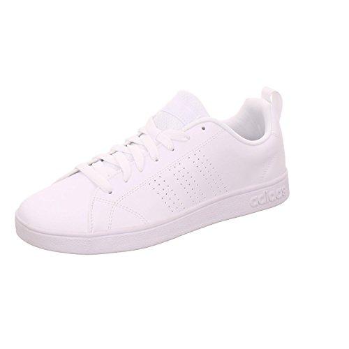 adidas Herren Advantage Clean Vs Gymnastikschuhe Elfenbein (Ftwr White/ftwr White/ftwr White Ftwr White/ftwr White/ftwr White)