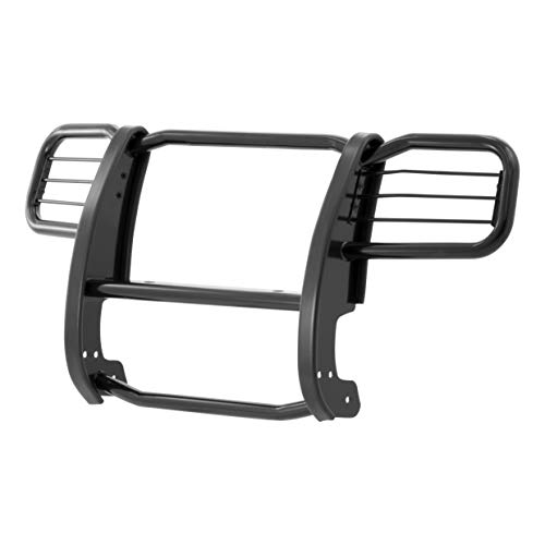 - ARIES 1045 1-1/2-Inch Black Steel Grill Guard Select Jeep Liberty