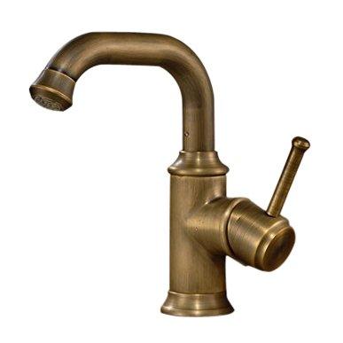 Antique Brass Lavatory - 5