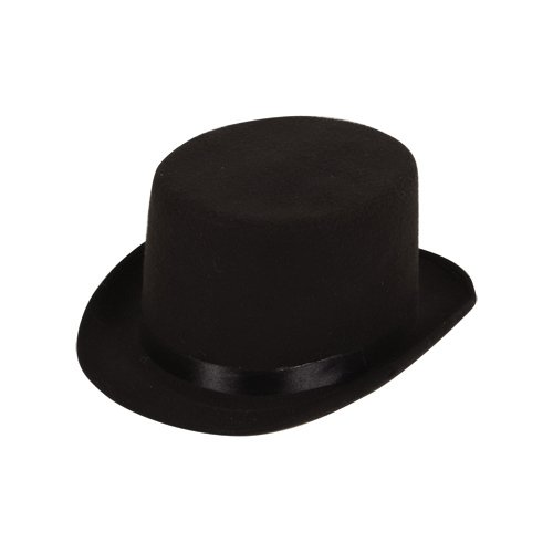 High Quality Great Britain Posh Gentleman Olympic Jubilee Fancy Dress Top Hat ()