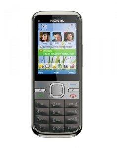 Nokia C5 GREY Quadband GSM World Cellphone (Unlocked)