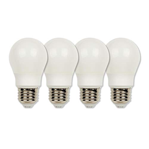 - Westinghouse Lighting 4513420 40-Watt Equivalent A15 Soft White LED Light Bulb with Medium Base (4 Pack)
