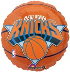 [Anagram International New York Knicks Flat Party Balloons, 18