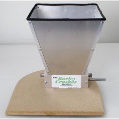 Barley Crusher W/ 7 Lb.-Capacity Hopper by NorthernBrewer