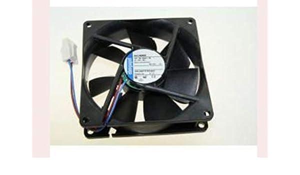 LIEBHERR - Ventilador axial 90x90 12V Liebherr: Amazon.es ...