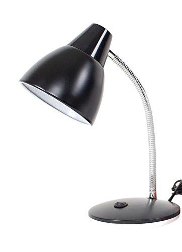 new house lighting. Newhouse Lighting NHESS-BK 8W Energy Saving LED Desk Lamp, Black New House D