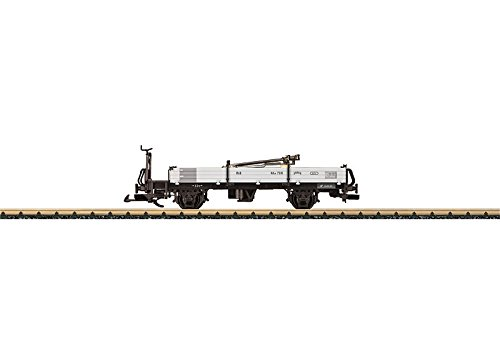 Märklin LGB 40099 - Niederbordwagen RhB