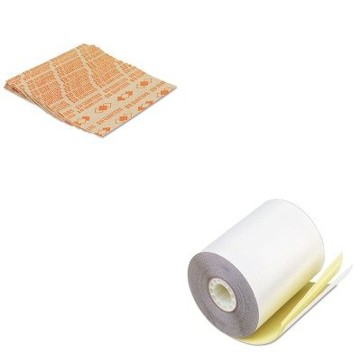 KITPMC07685PMC53025 - Value Kit - Pm Company Paper Rolls (PMC07685) and Pm Company Tubular Coin Wrappers (PMC53025)