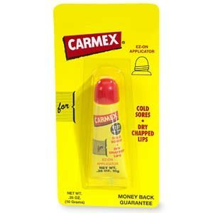Carmex Lip Balm For Cold Sores - 8
