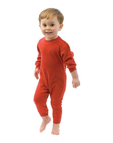 Red Infant Onesie - 8