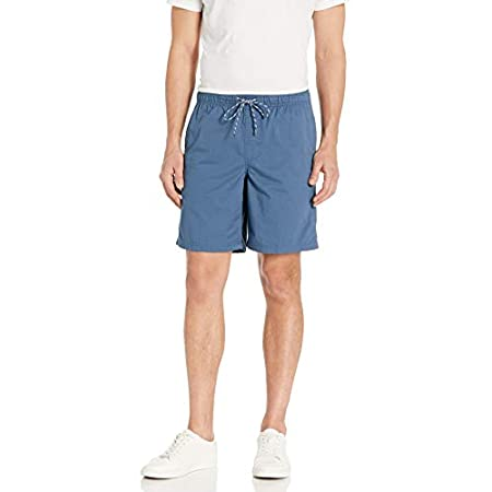 Fashion Shopping Amazon Essentials Men's 8″ Inseam Drawstring Walk Short