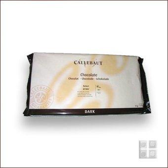 Callebaut Gianduja / Hazelnut Dark Block 30 % (11 lb) by Callebaut
