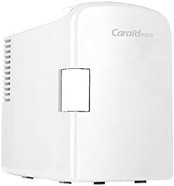Home Monopoly 6L Refrigerador blanco del coche de la refrigeración, coche frío y caliente Doble uso Portable retractable 220V AC / 12V DC: Amazon.es: Coche y moto