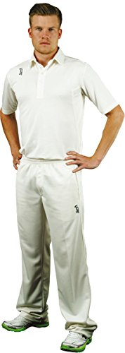 (Kookaburra Pro Player Short Sleeve Cricket Shirt Large)