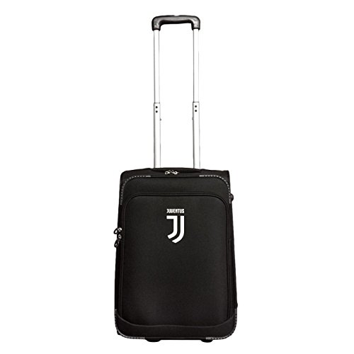 Fc Juventus Trolley Cabina 100% Pc Ufficiale Imma