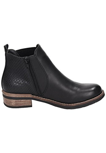 Femme Boots 94680 Noir Chelsea Rieker wvYnqZOx7v