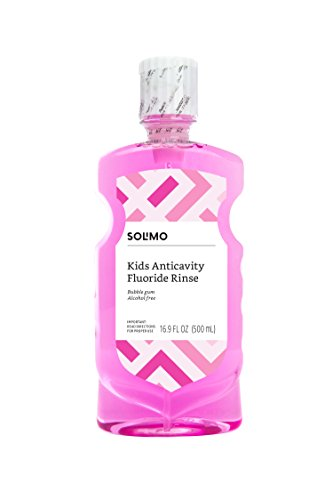 Amazon-Brand-Solimo-Kids-Anticavity-Fluoride-Rinse-Alcohol-Free-Bubble-Gum-500-mL-Pack-of-4
