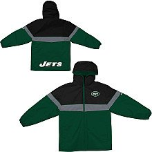 New York Jets NFL Youth Mid-Weight Jacket (X-large 18/20)